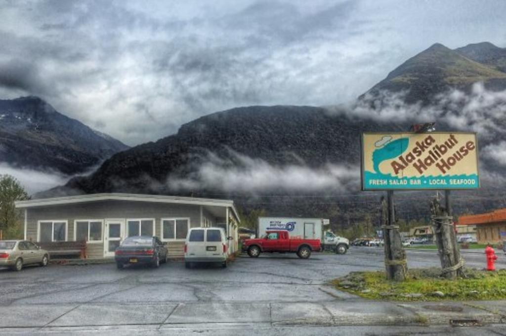Alaska Halibut House