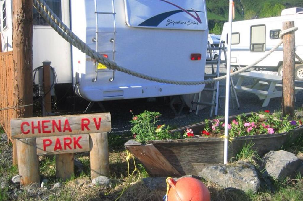 Chena RV Park sign.JPG