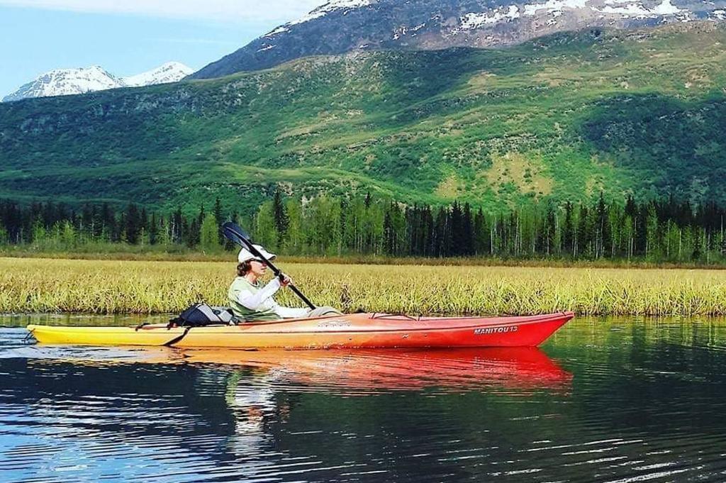 VEBR Kayak on Robe Lake