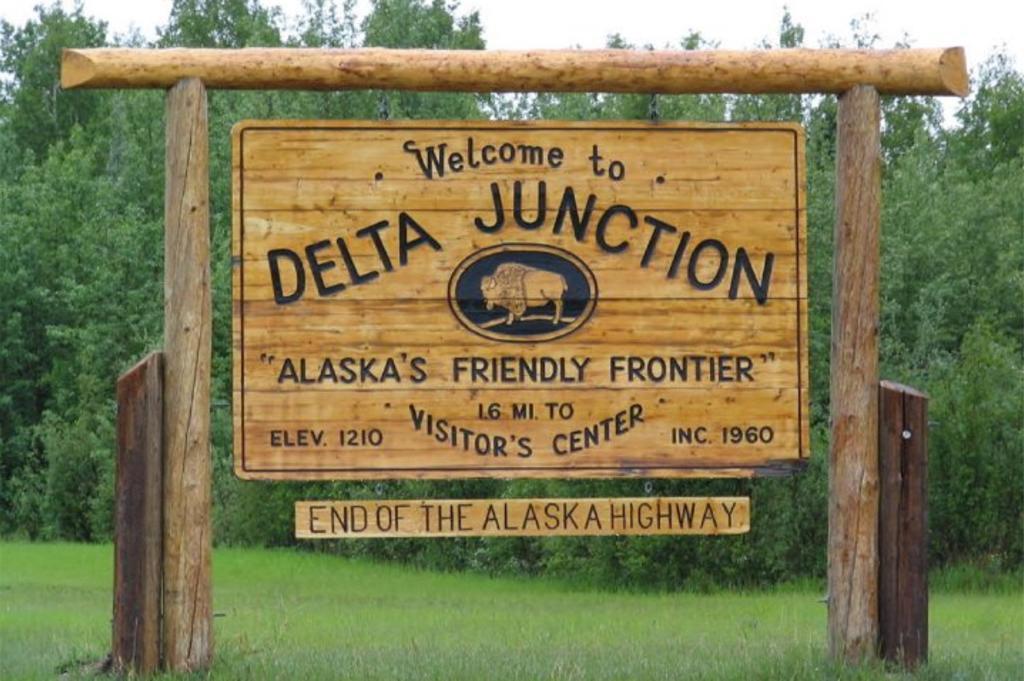 Delta Junction Chamber
