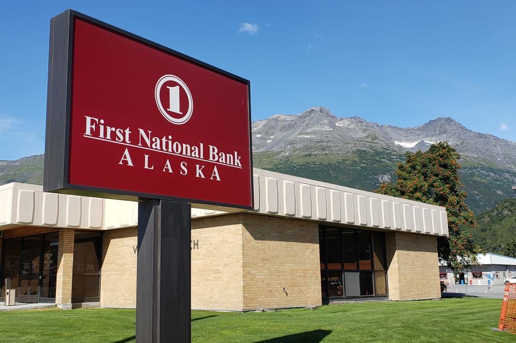First National Bank in Valdez