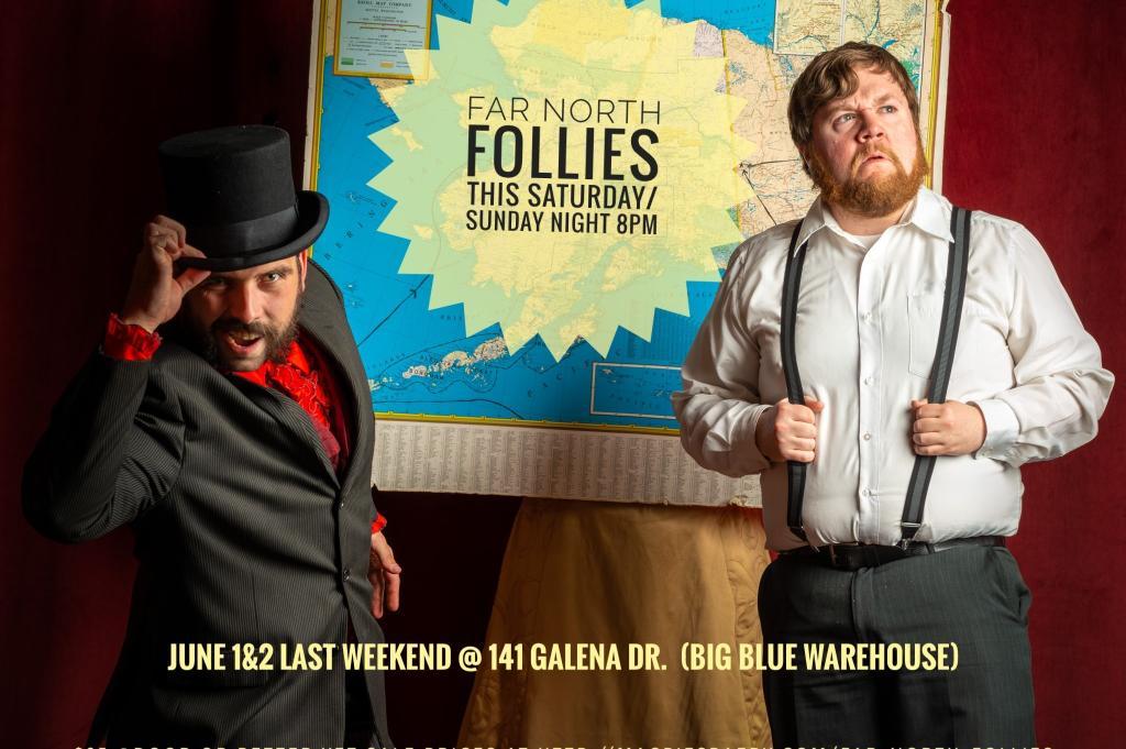 Follies Map