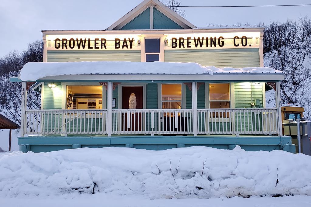 Growler Bay Building
