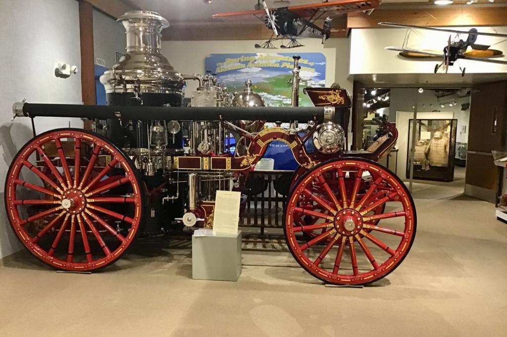 Valdez Museum - Egan Commons