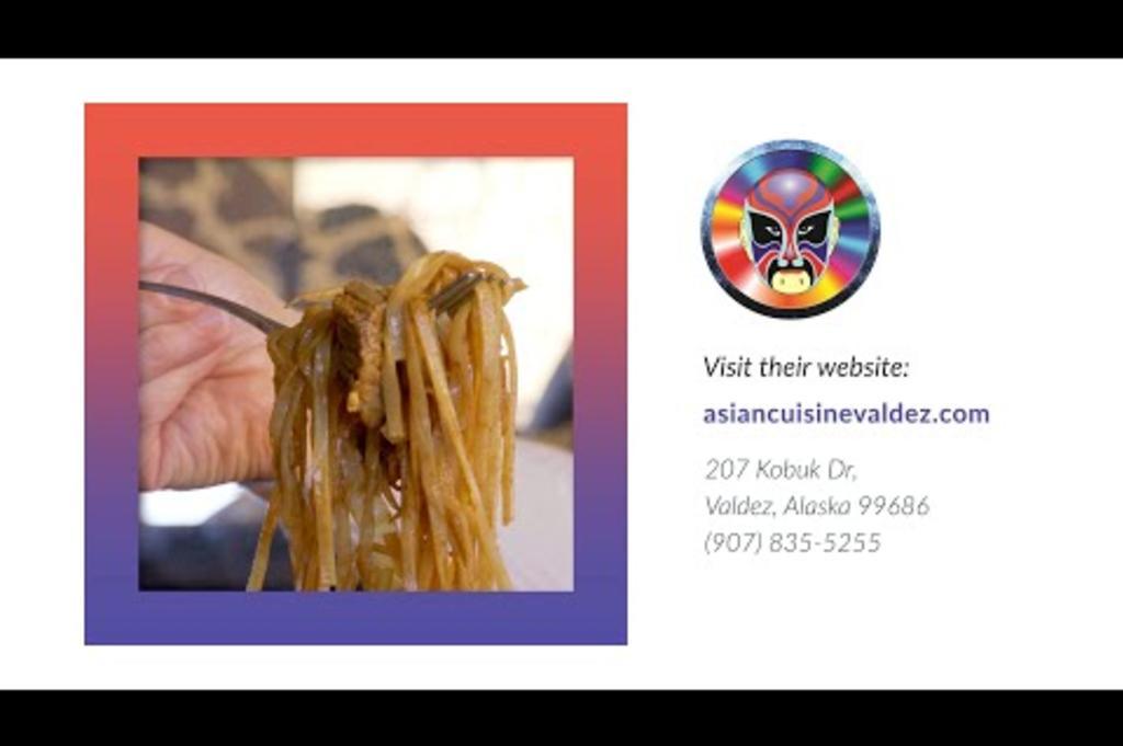 COV Business Spotlight Program - Featuring Fu Kung Restaurant