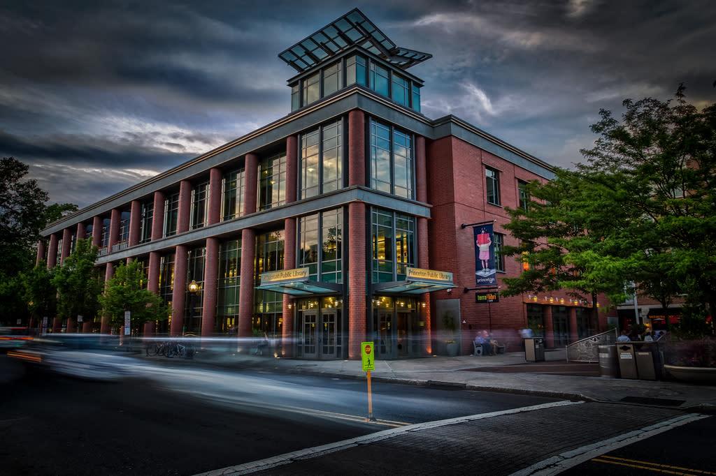 Princeton Public Library Exterior