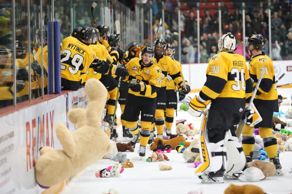 Brandon Wheat Kings hockey