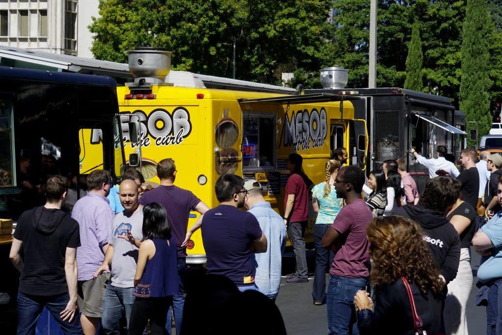 Downtown Food Trucks