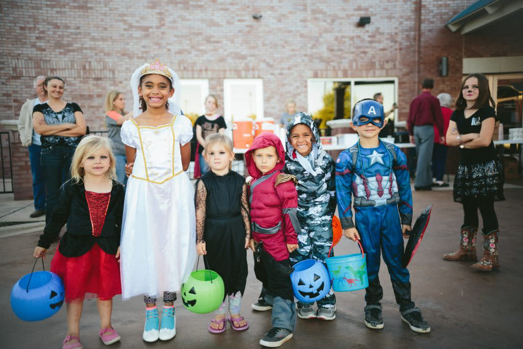 Halloween Events in Bellevue