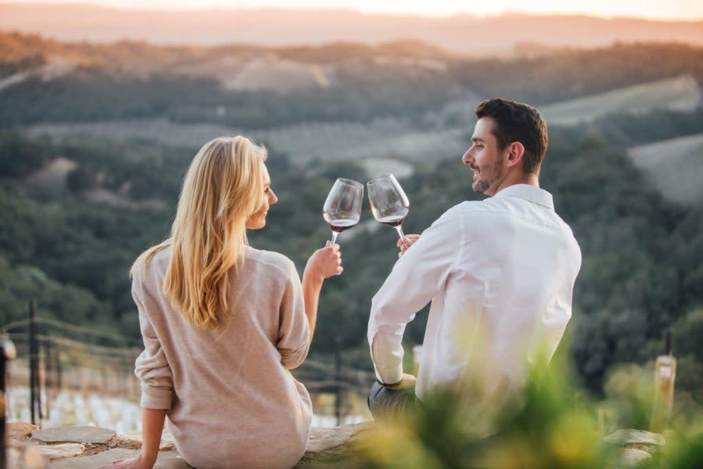 wine tasting dating