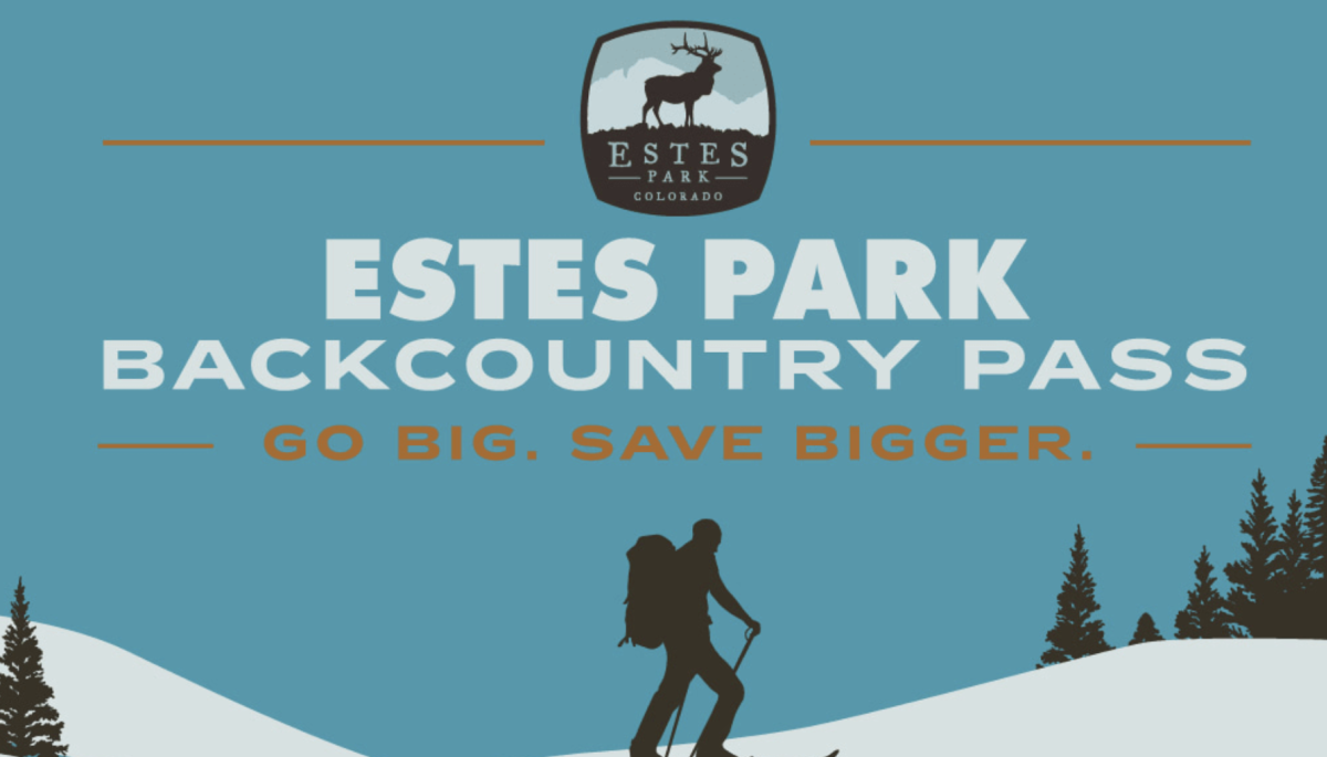 Estes Park Backcountry Pass
