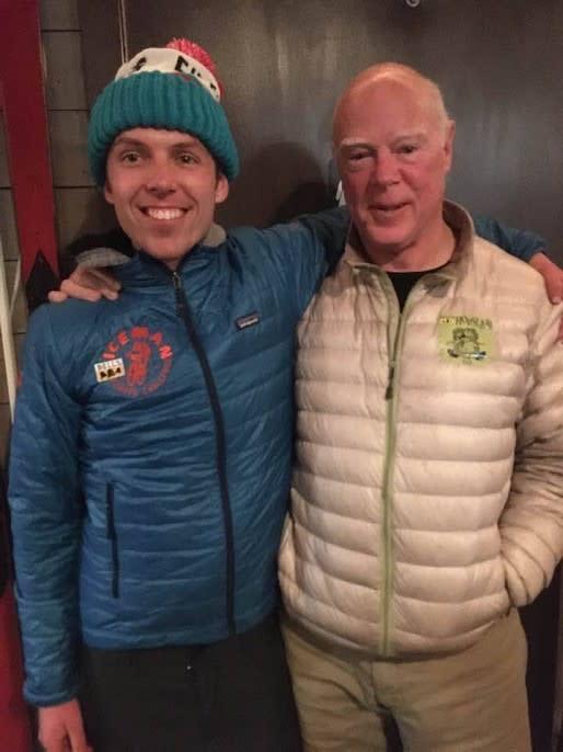 Cody Sovis - Race Director of Iceman Cometh Challenge