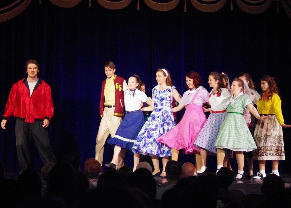 Candlewick Productions Grease, Manitou