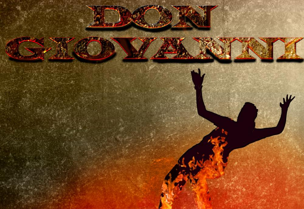 Poster for Don Giovanni at Wichita Grand Opera