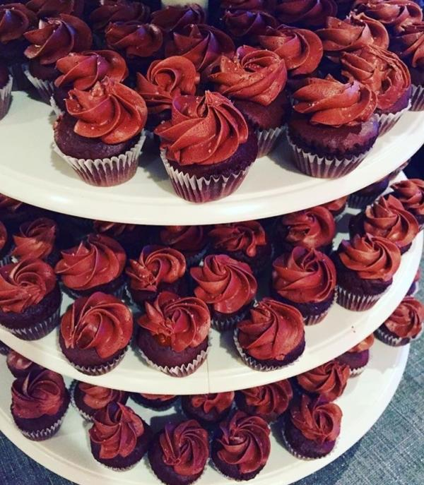 Halo Cupcakes - Sweet Treats
