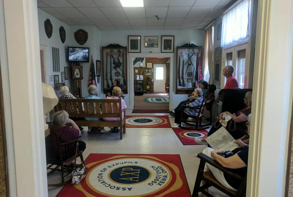 Ohio Soldiers and Sailors Orphans Home Museum Lobby