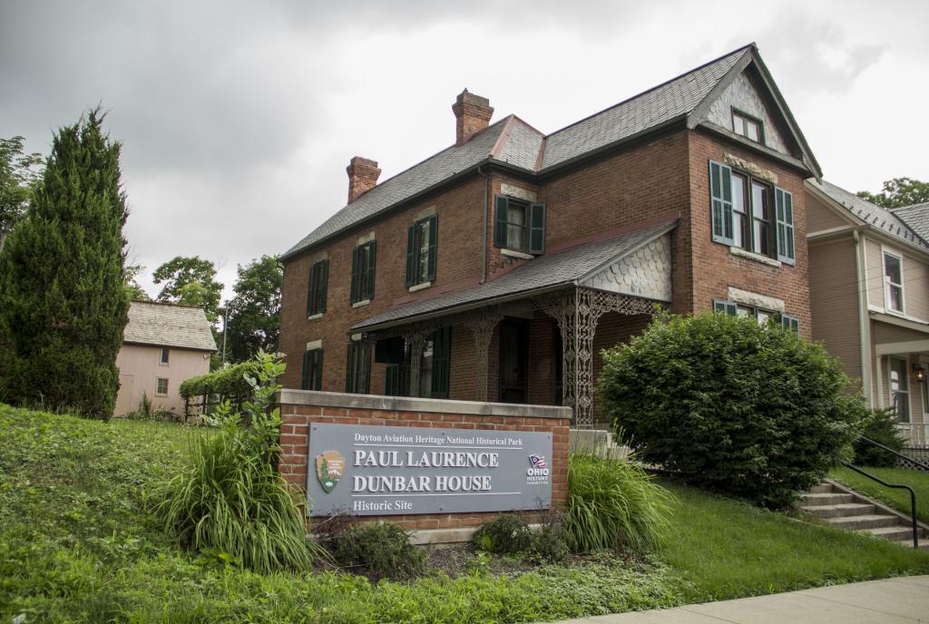 Paul Laurence Dunbar House Exterior