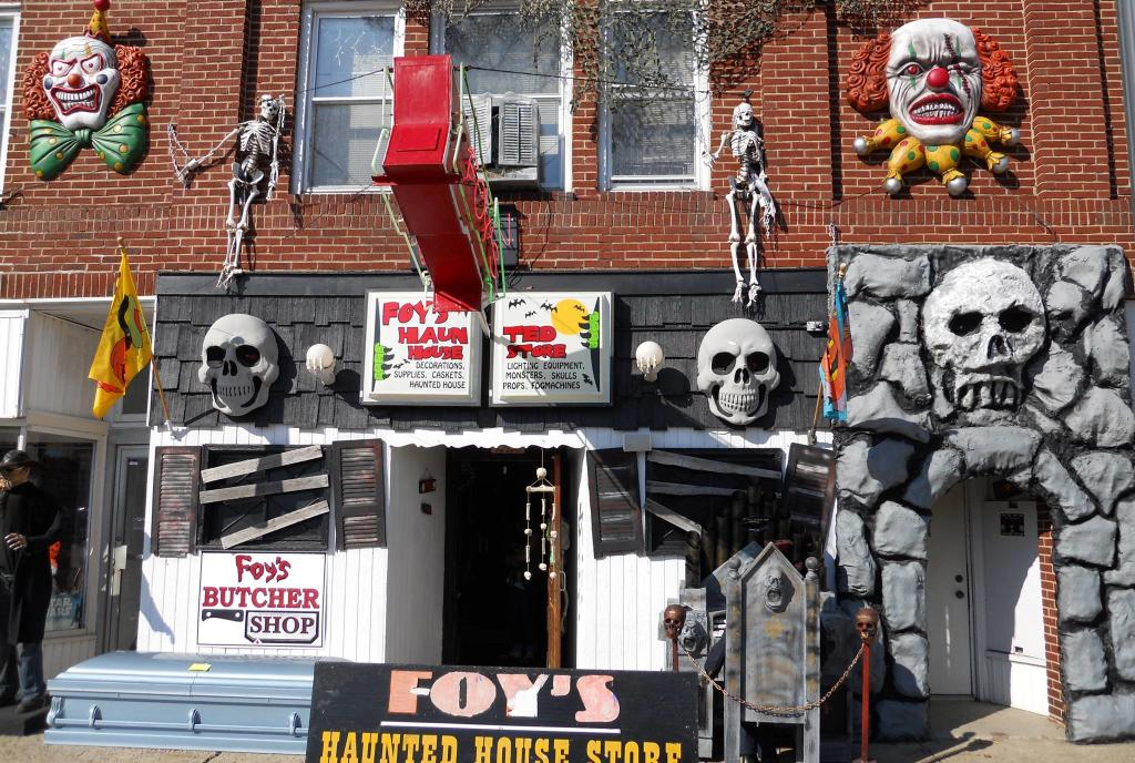 Foy's Haunted House Store