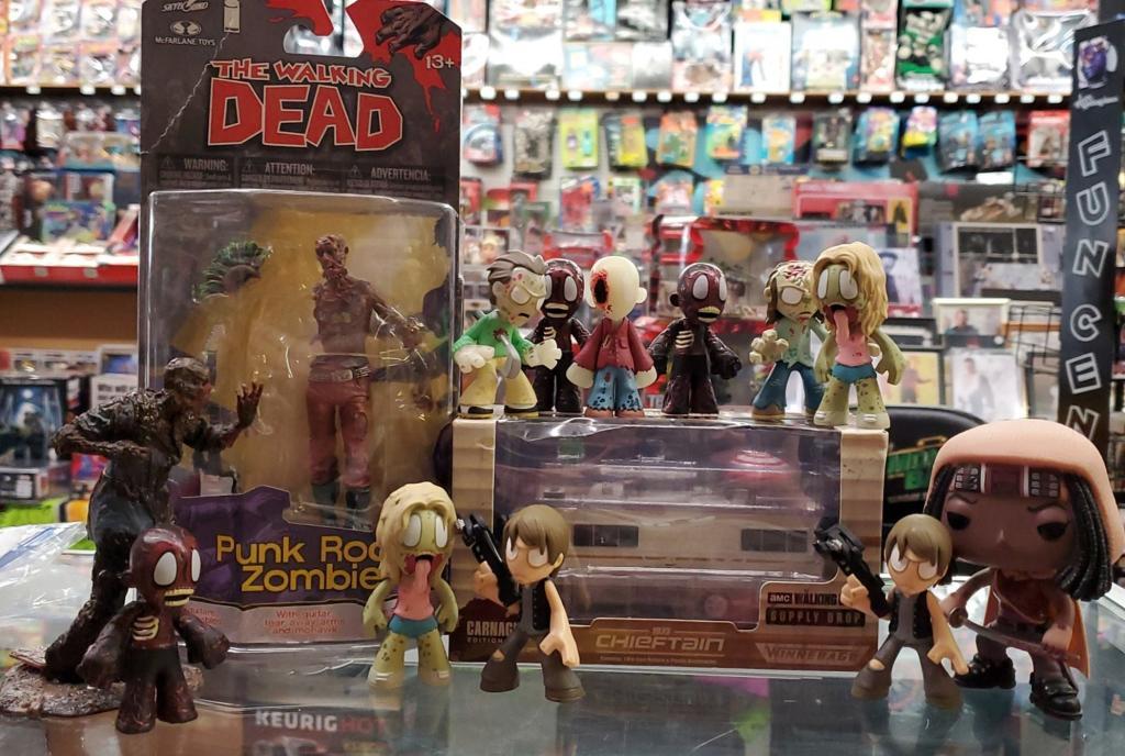 Walking Dead Toys
