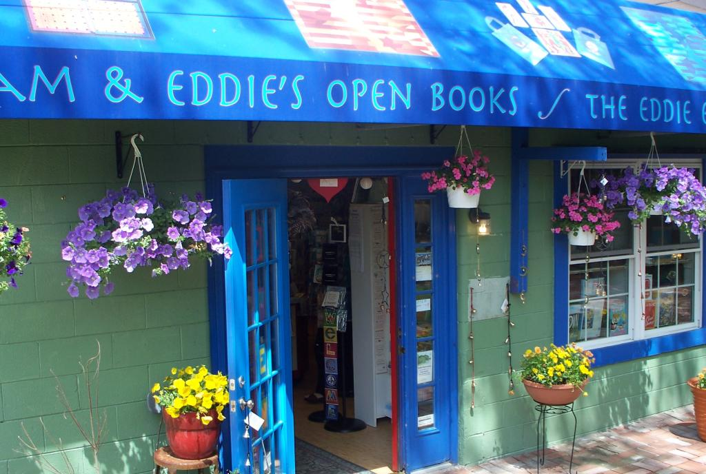 Sam & Eddie's Open Books