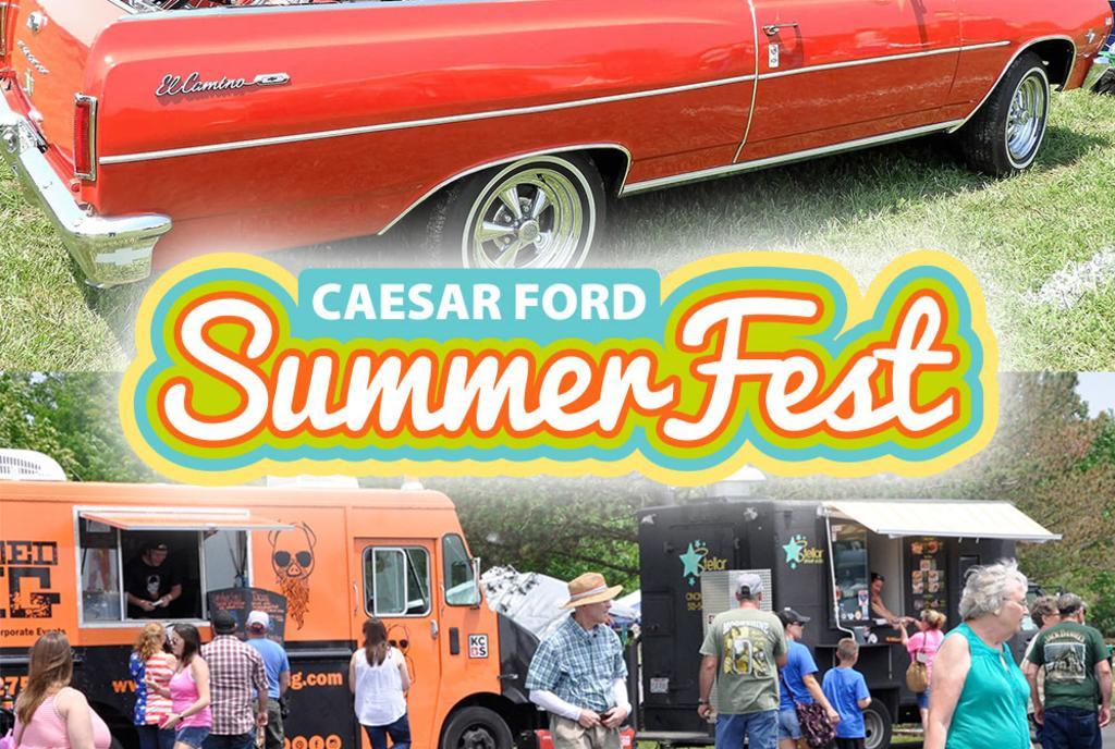 Caesar Ford Park