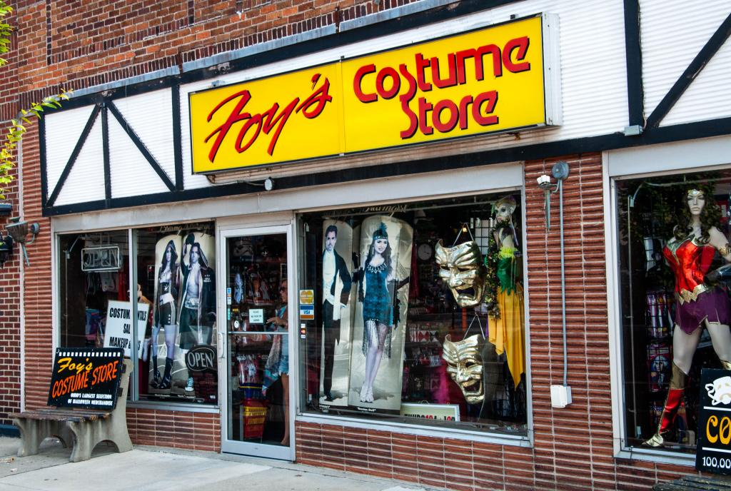 Foy's Costume Store