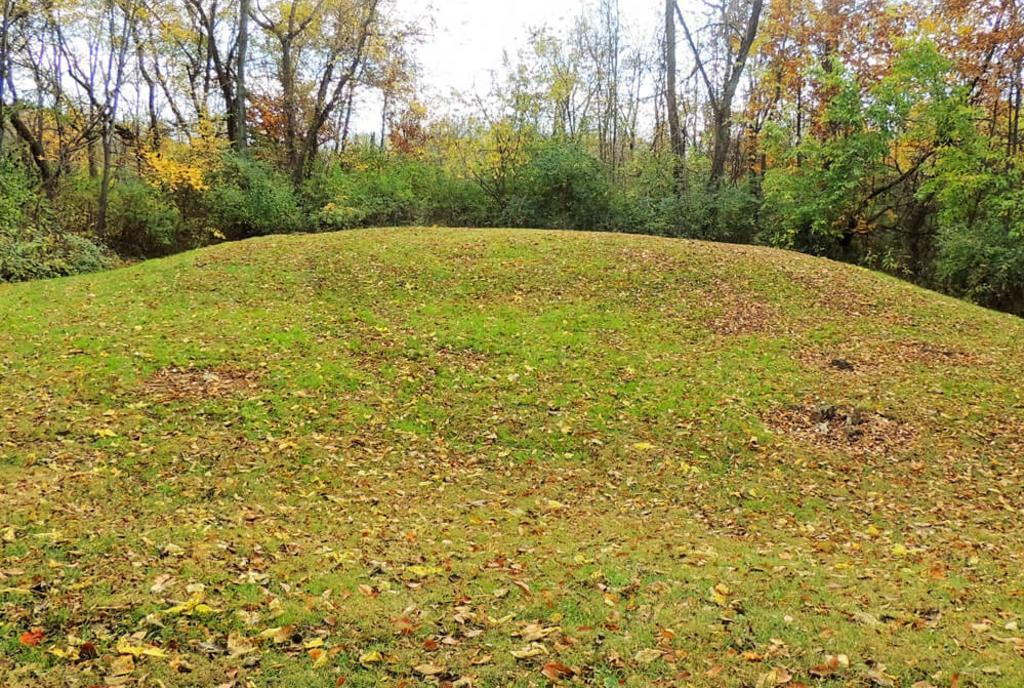 Kinsey Road Mound