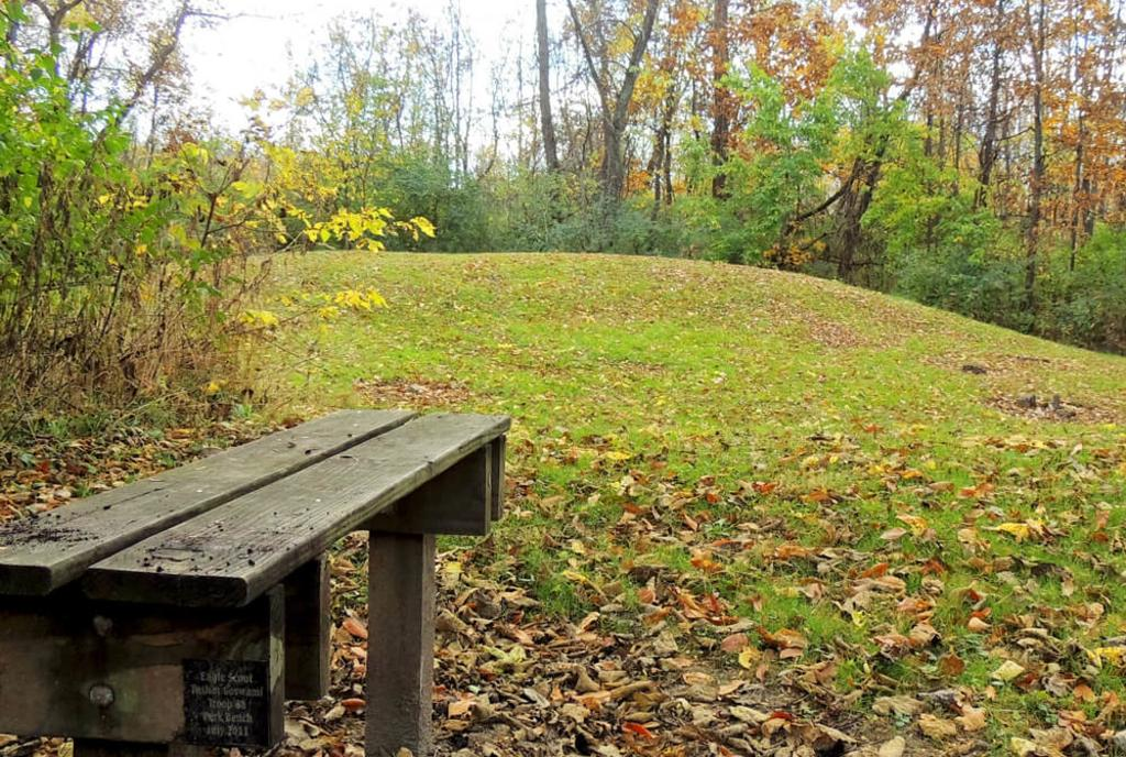 Kinsey Road Mound