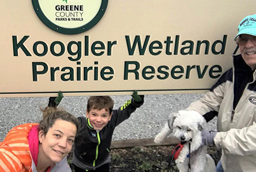 Koogler Wetland Prairie Reserve