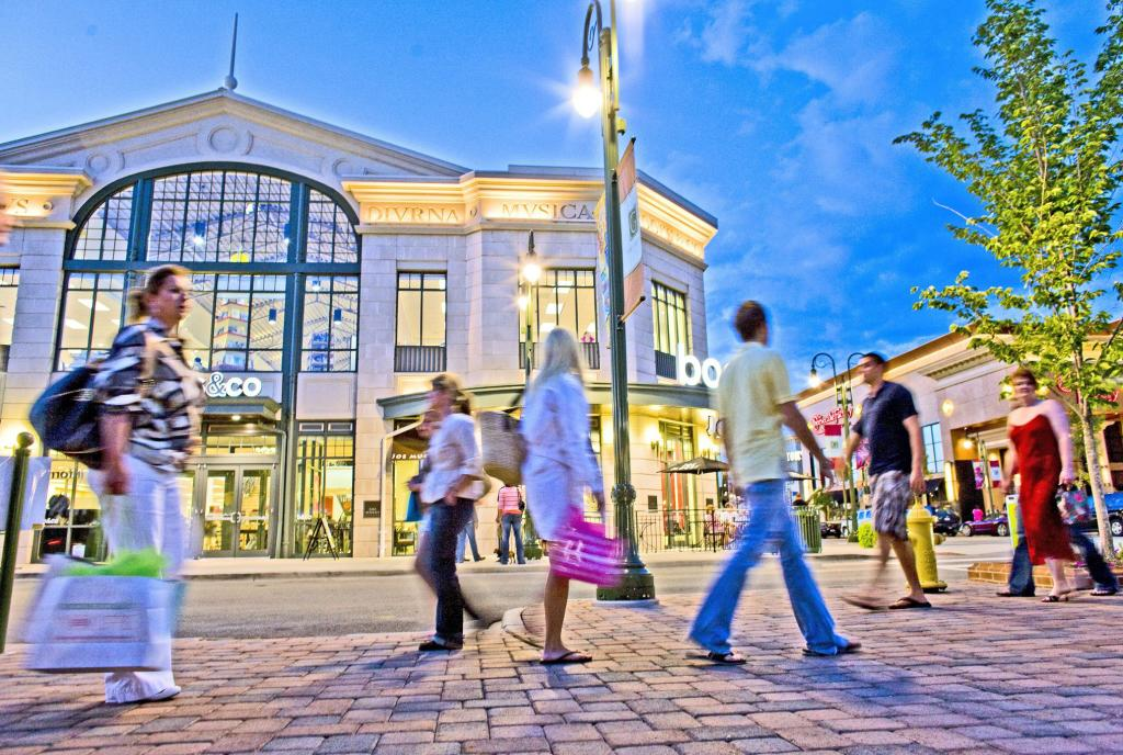 The Greene Town Center