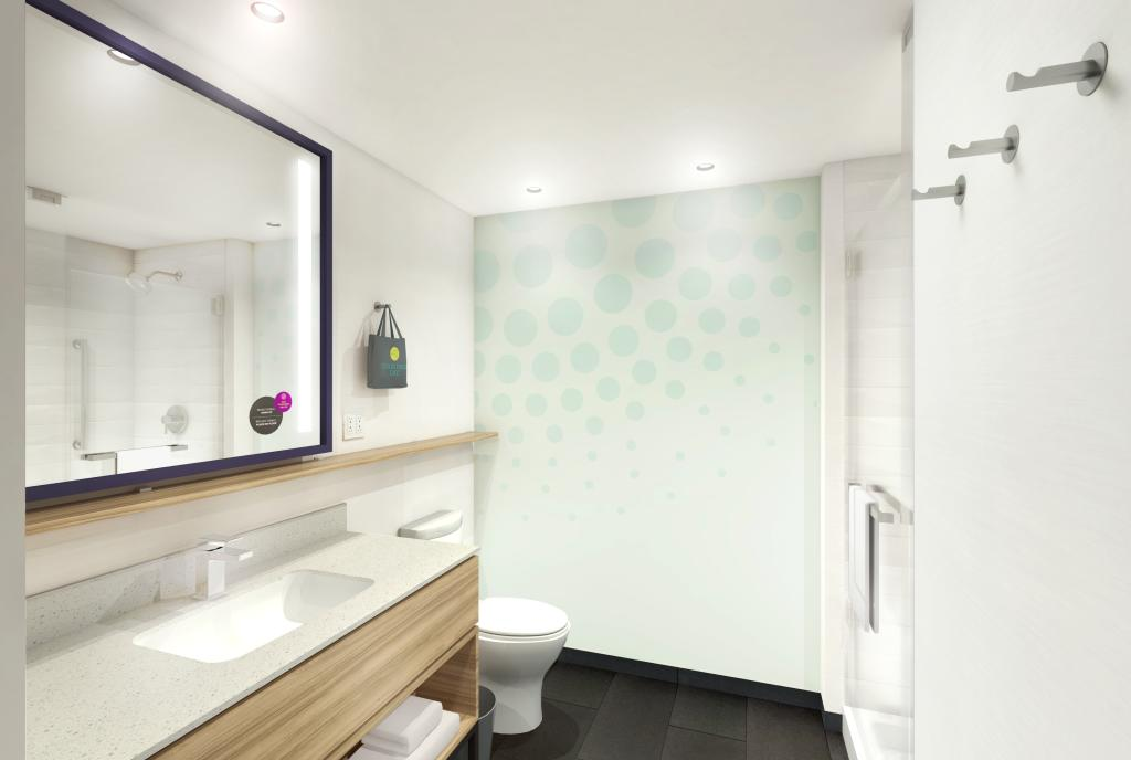 Glimmer Bathroom