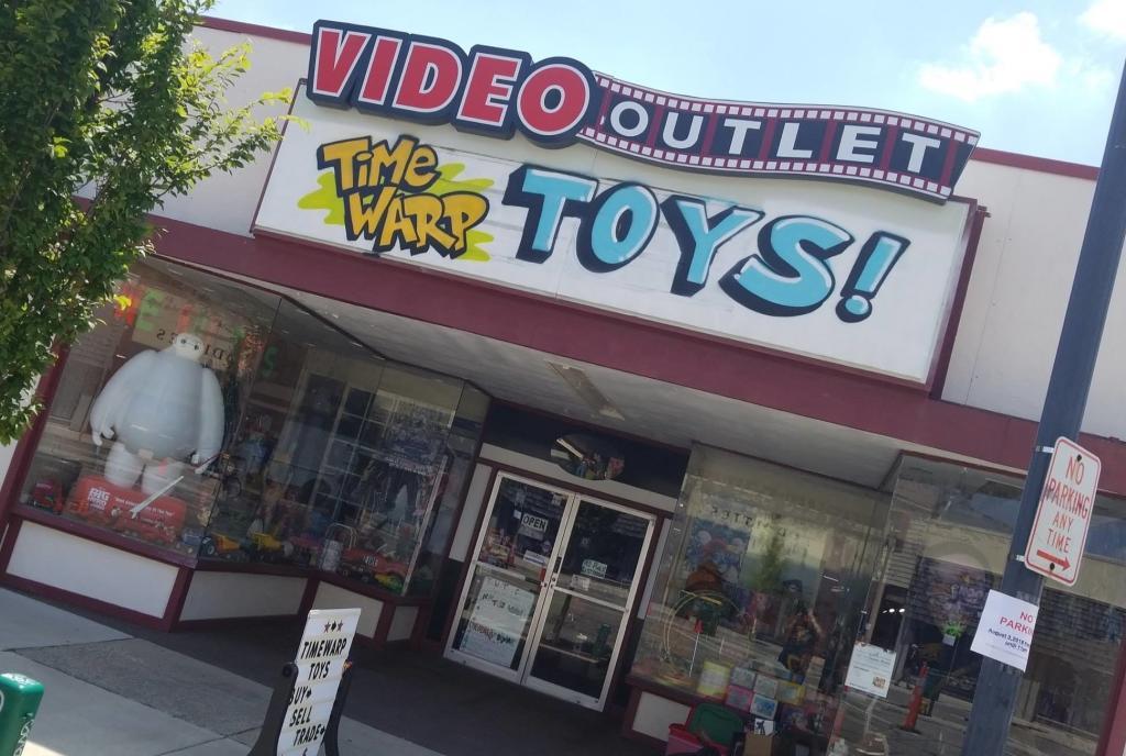 Time Warp Toys