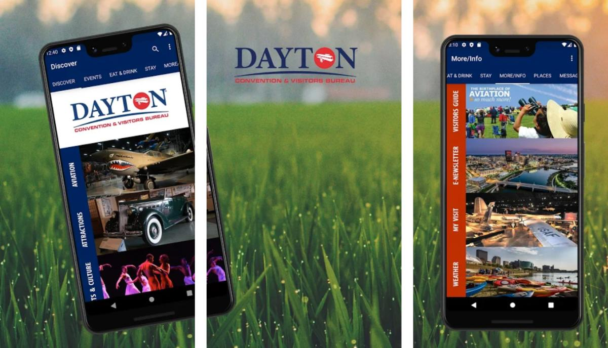 Visiting Dayton New Mobile App