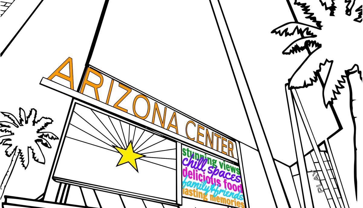 Arizona Center - Activity