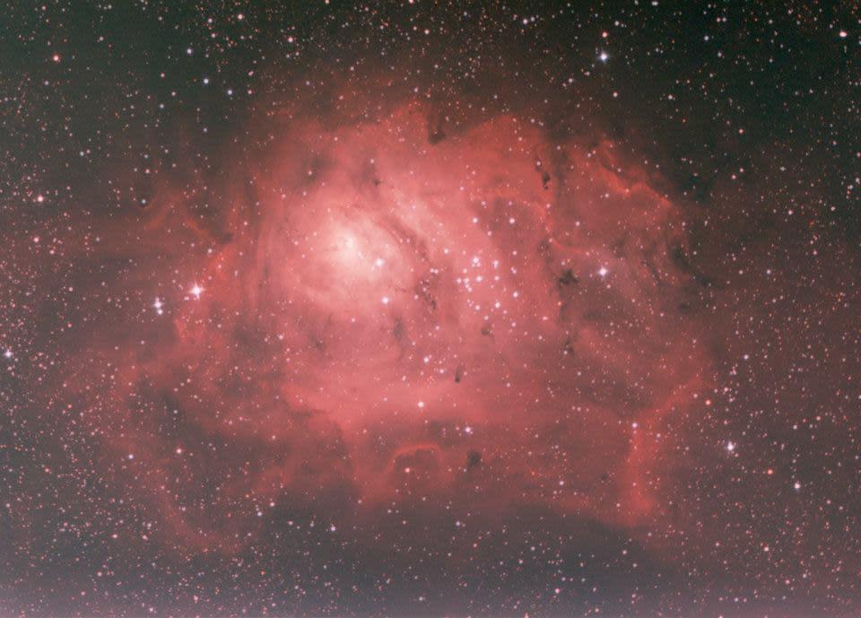 Fox Park Observatory Nebula