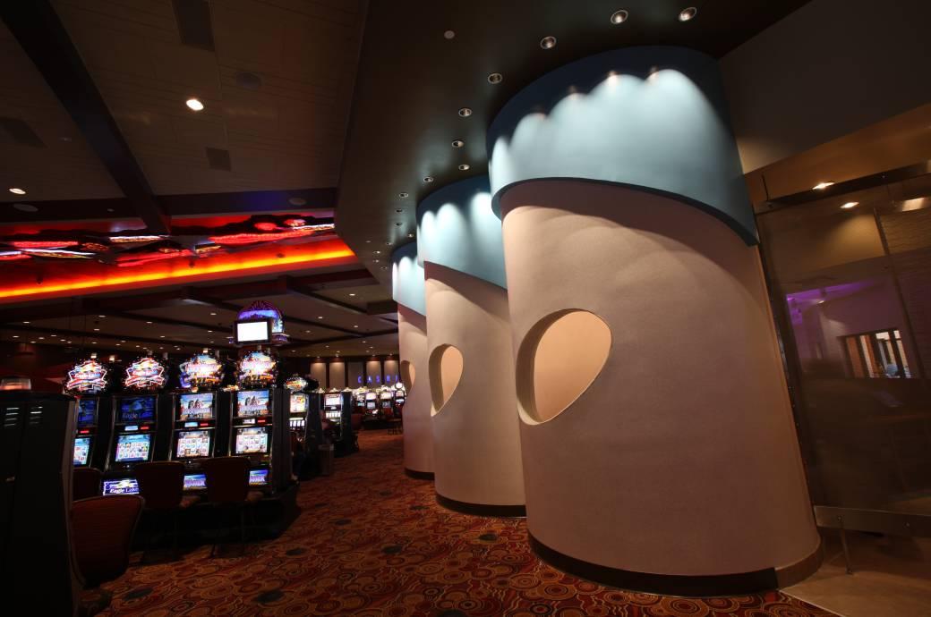 Lone Butte Casino interior