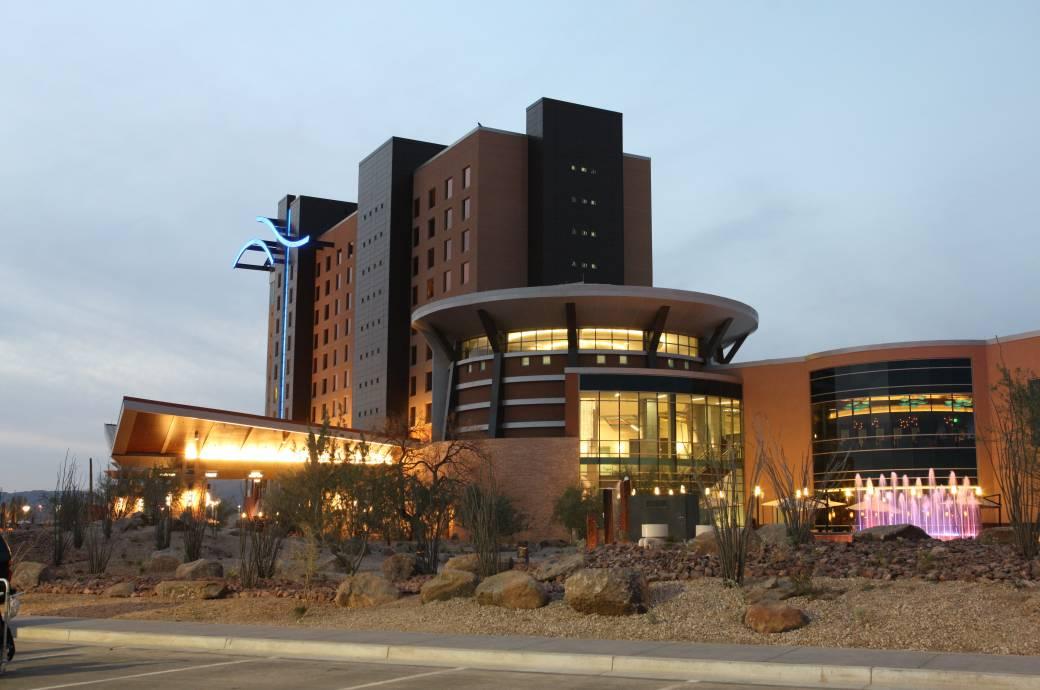 Wild Horse Pass Casino exterior
