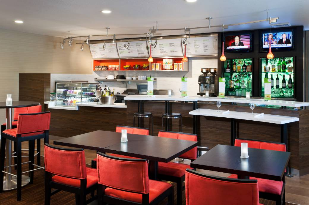 Courtyard by Marriott Phoenix - Chandler  -  Bistro