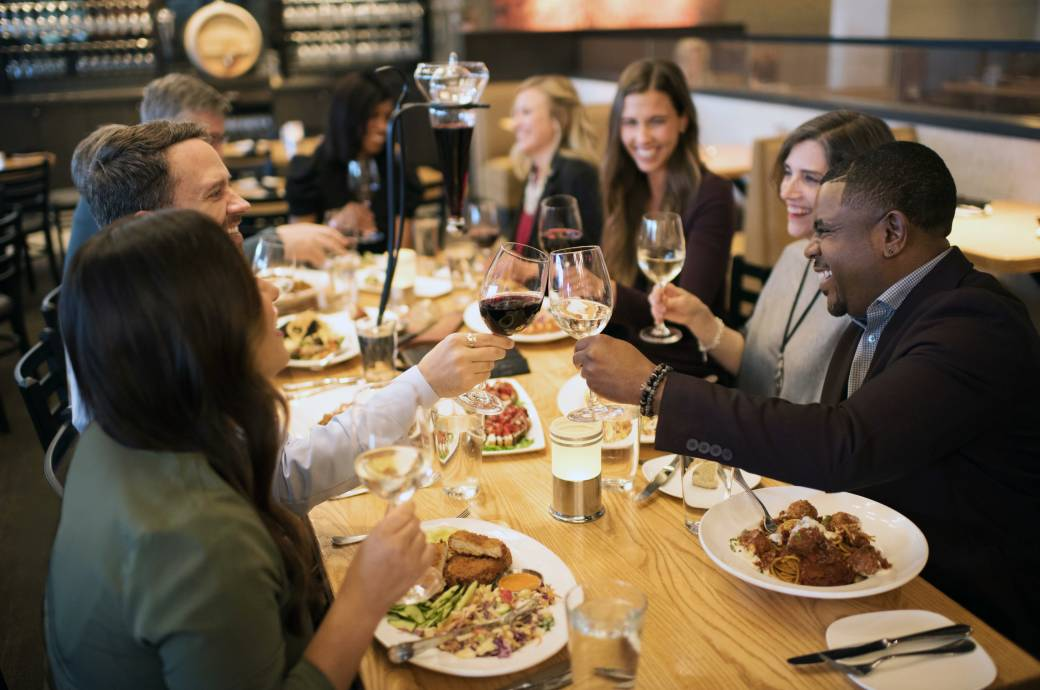 Cooper's Hawk Winery & Restaurant - Private Dining
