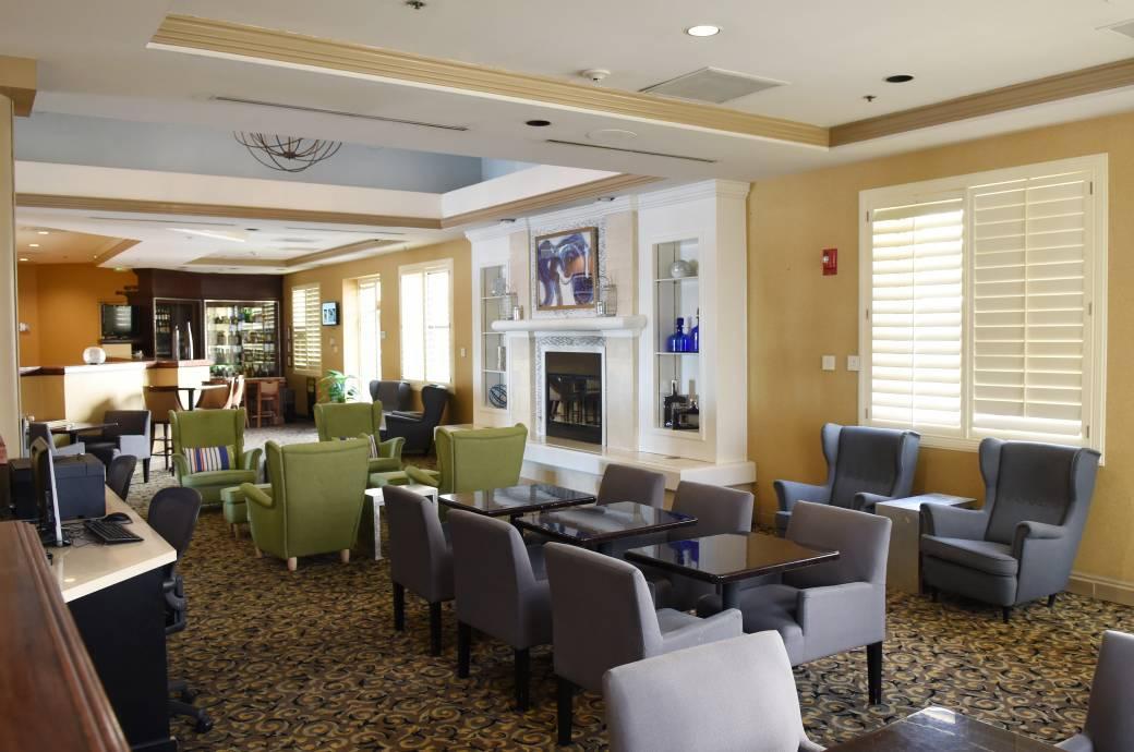 Chandler Southgate Hotel Lobby