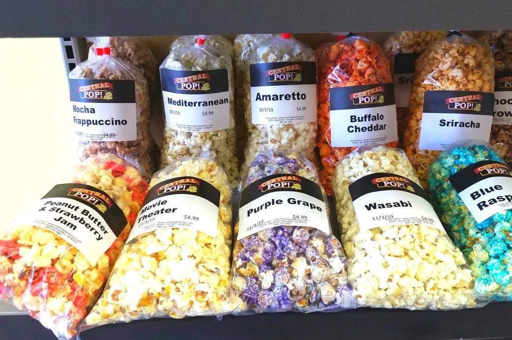 Central Pop! Popcorn