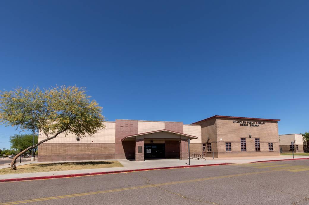 Chandler Public Library - Basha Branch