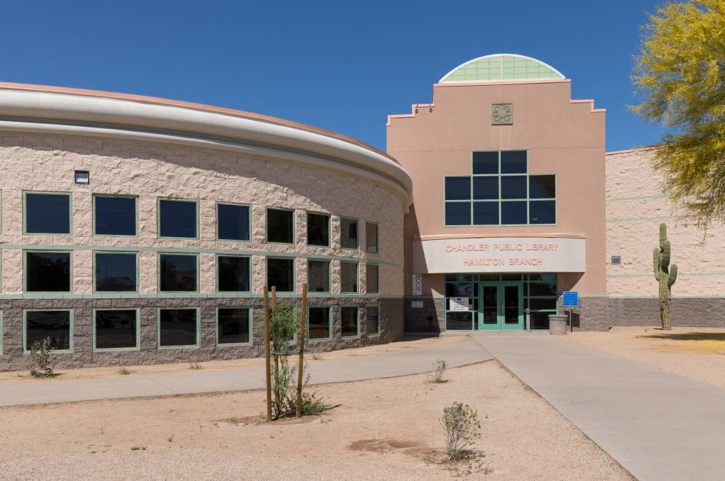 Chandler Public Library - Hamilton Branch