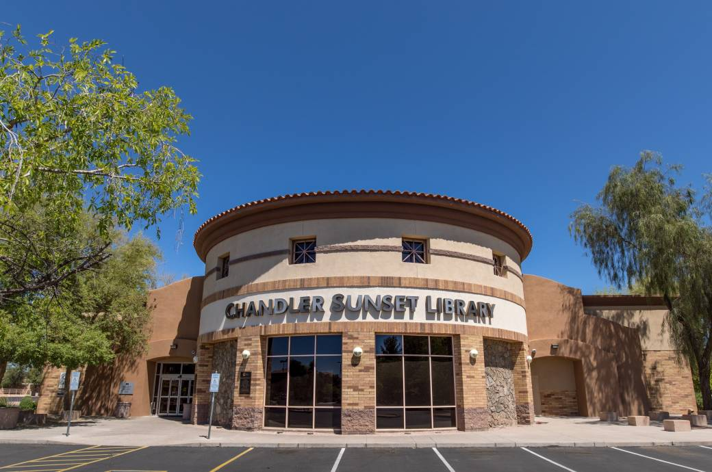 Chandler Public Library - Sunset Branch