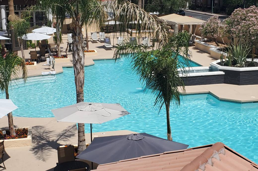 Crowne Plaza Phoenix Chandler Golf Resort - Pool