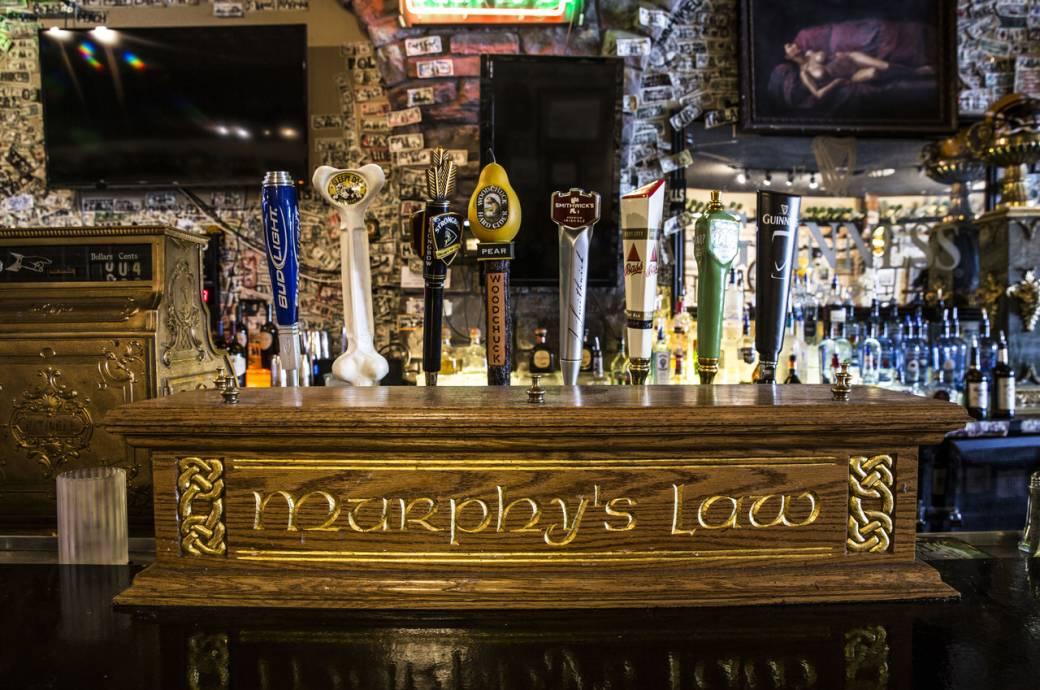 Murphy's Law Bar