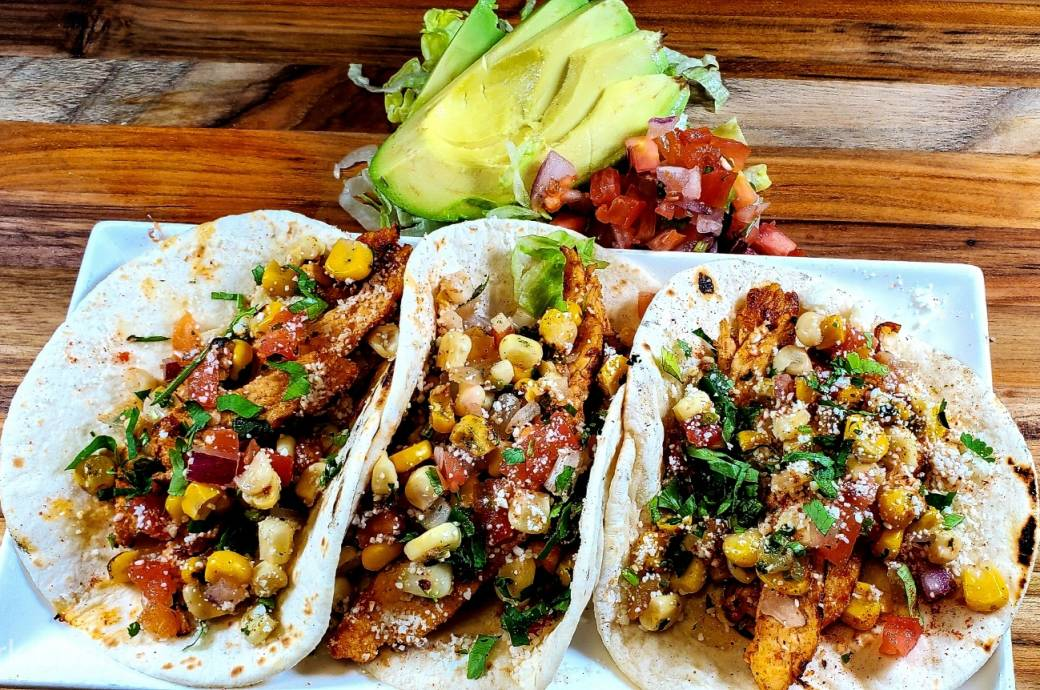 BKD's Backyard Joint - Tacos