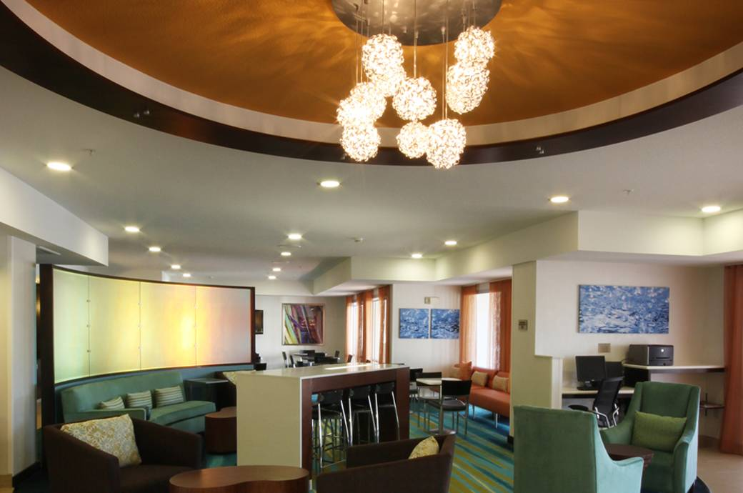 SpringHill Suites by Marriott Phoenix/Chandler Fashion Center Lobby