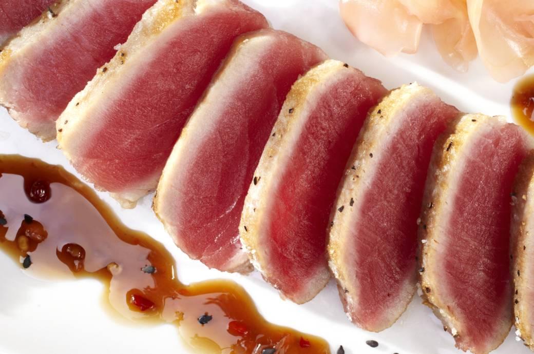Shula's Steak House - Ahi Tuna
