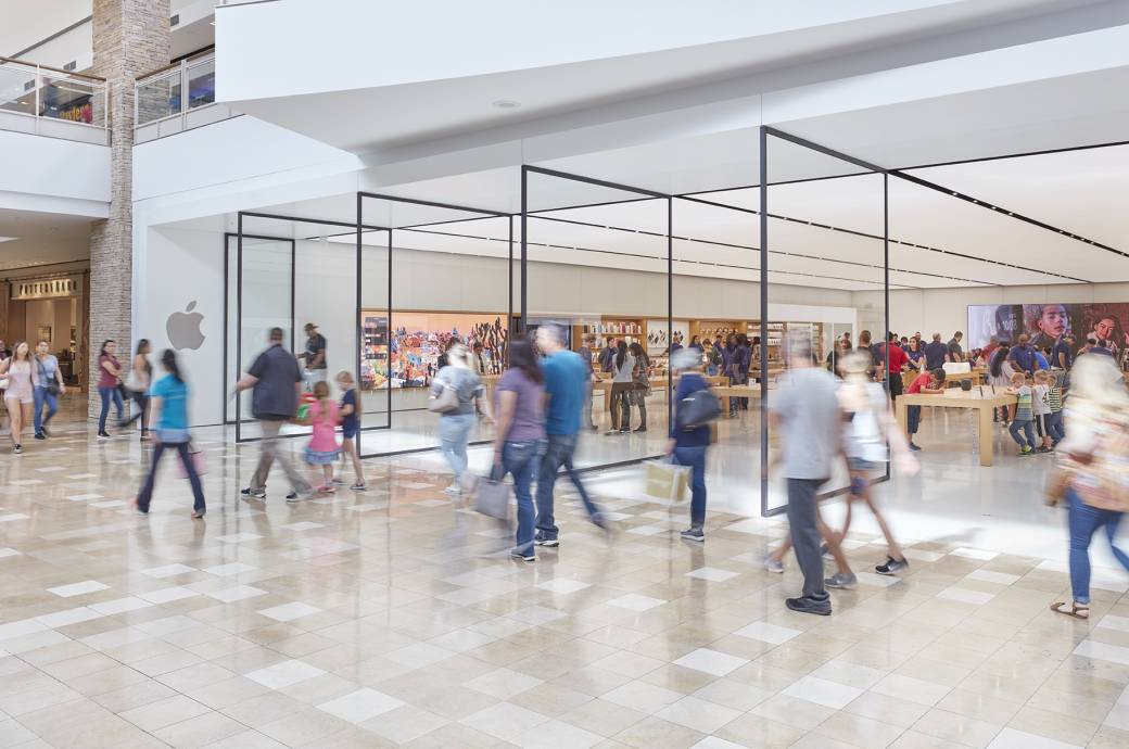 Chandler Fashion Center mall - Apple Store